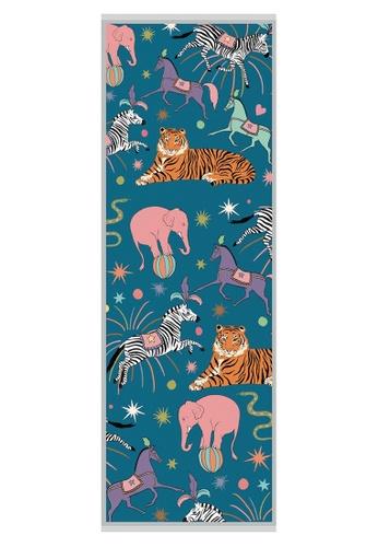 Sugarmat multi The Circus Act  - Premium Yoga Towel 6812BSE992353FGS_1