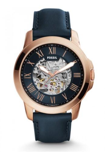 Fossil  GRANT時尚男錶 ME3102, 錶類, 紳esprit taiwan士錶