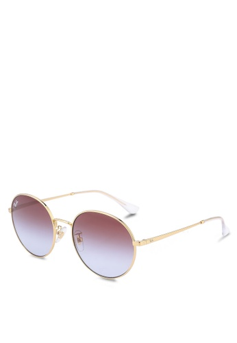 0b792334905 Shop Ray-Ban Youngster RB3612D Sunglasses Online on ZALORA Philippines