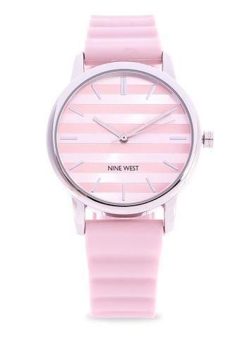 Nine West pink Analog Watch NW2247LPLP0000 4573EAC9546FB6GS_1