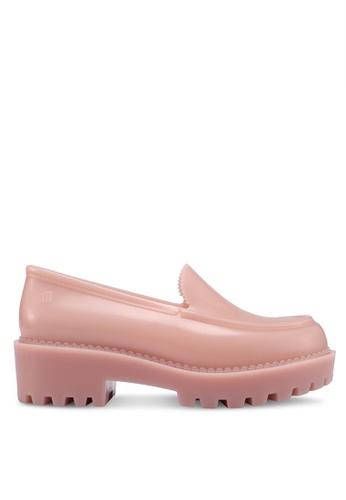 Melissa 粉紅色 Melissa Panapana Ad Heels B8032SHD9D99B4GS_1