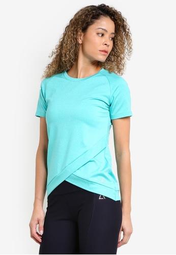AVIVA blue Athletic Short Sleeve T-Shirt AV679AA22AAFMY_1