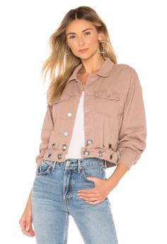 c4a80f2ab41dd superdown Kylie Crop Denim Jacket(Revolve) 0C04EAA019AD0EGS 1