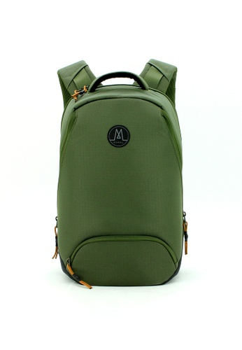 MORAL green Marquis Backpack - Military 49EB8AC147F88DGS_1