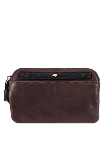 RAV Design brown Leather Wallet RA113AC0RW4AMY_1