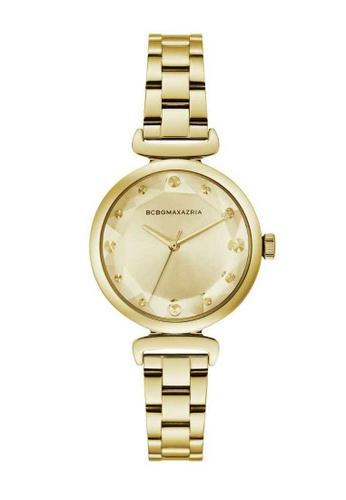 BCBG gold BCBGMAXAZRIA Gold Watch 6179DAC6C44161GS_1