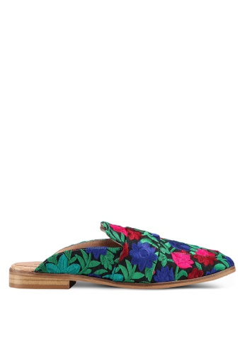 Free People multi Barocade At Ease Loafers FC6D5SH2A1B641GS_1