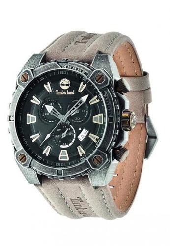 Timberland brown Timberland PONTOOK Brown  48mm  Men's Watches (TBL.14113JSQS/02) 5D2A2ACC506205GS_1