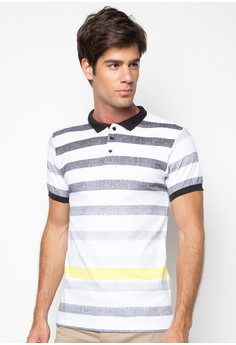 Stripes Polo Shirt