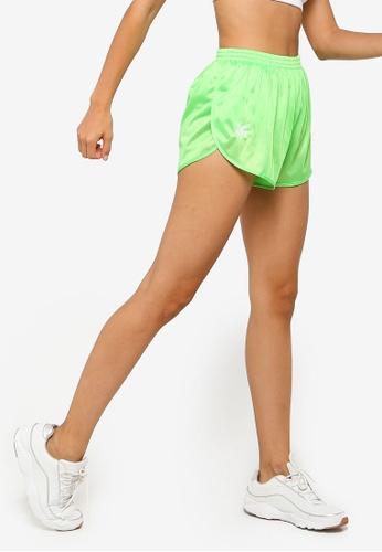 FBT green FBT Running Shorts Curve Cut 360E6AA7FDD602GS_1