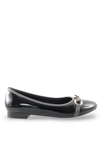 Footspot black FOOTSPOT - Casual Shoes FO296SH78WNPHK_1