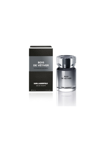 Karl Lagerfeld Fragrances grey Karl Lagerfeld Bois De Vêtiver EDT 50ml E4C0FBE77713FEGS_1
