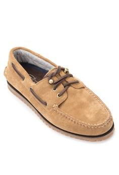 Razorfish 3-Eye Boat Shoes