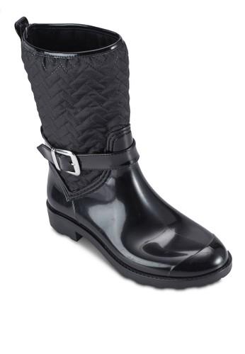 Shana 混合拼接中筒靴, esprit 台北女鞋, 鞋