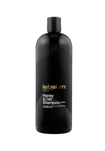 label.m black Label m - Honey & Oat Shampoo 1000ml LA590BE99BDSSG_1