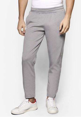 低腰窄管休閒運動長褲,esprit台灣網頁 服飾, 服飾
