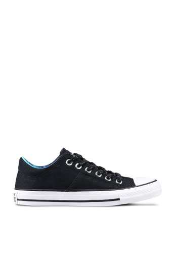 6adc489270cdf Converse black Chuck Taylor All Star Madison Final Frontier Ox Sneakers  0D9D6SH1B76EC2GS_1