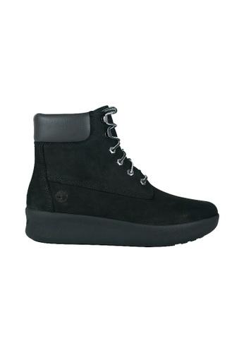 Timberland black Berlin Park 6-Inch Boots 44F21SHF98E949GS_1
