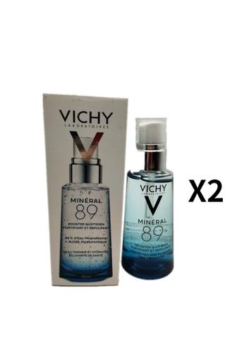 Vichy VICHY mineral 89 火山礦物能量精華50ML*2 A232FBEE63C1F9GS_1
