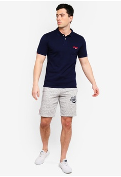 00f2ed61a 20% OFF Superdry Mercerised Lite City Polo Shirt RM 209.00 NOW RM 167.90  Sizes XS S M L XL
