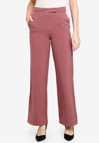 Soonaru purple Ciara Pants 74EDAAA9415BDCGS_1