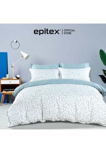 Epitex Epitex CP2036-6 900TC 100% Cotton Bedset 6495AHL6F07E46GS_1