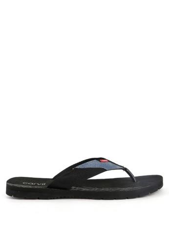 CARVIL black Carvil Sandal Altegaro-M 6C27CSH681BC95GS_1