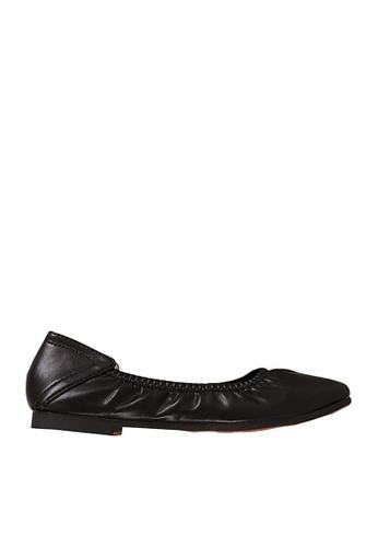 Twenty Eight Shoes black Comfortable Pointed Ballerinas VF902122 335D7SH15A2949GS_1