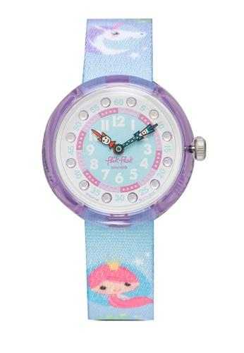 Flik Flak purple Unelma Watch E2D9BKCEECEA40GS_1