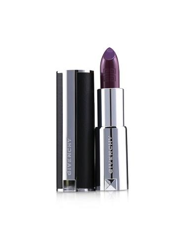GIVENCHY GIVENCHY - Le Rouge Luminous Matte High Coverage Lipstick - # 218 Violet Audacieux 3.4g/0.12oz 3C984BEC025288GS_1