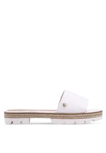 Nose white Espadrille Slip On Sandals 1C54CSHA5E2CE7GS_1