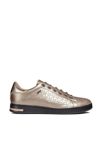 Geox beige Jaysen Sneakers 2D16BSH52813B6GS_1
