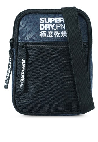 Superdry navy Exclusive to Zalora - Sport Pouch E636FACCE4F1DCGS_1