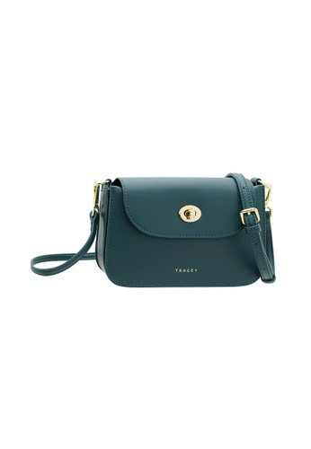 Tracey green and blue Tracey Handy Crossbody Bag C5014ACC7E393FGS_1