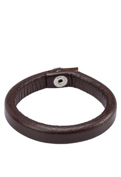 Men's Leather Wristband