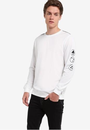 圖樣設計印花esprit 高雄長袖衫, 服飾, 外套