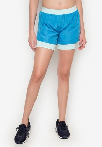 Danskin blue Training Collection Shorts DA964KA0K8J3PH_1