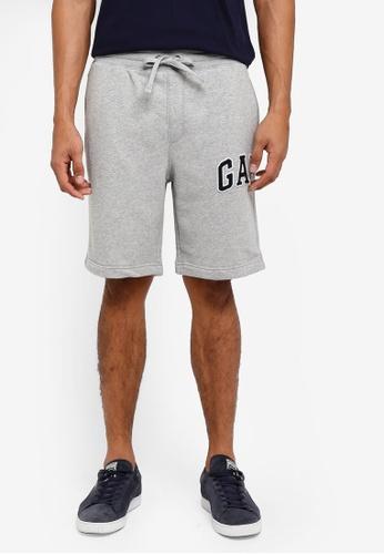 GAP grey Gap Arch Shorts 3AFBAAAAEE5E97GS_1