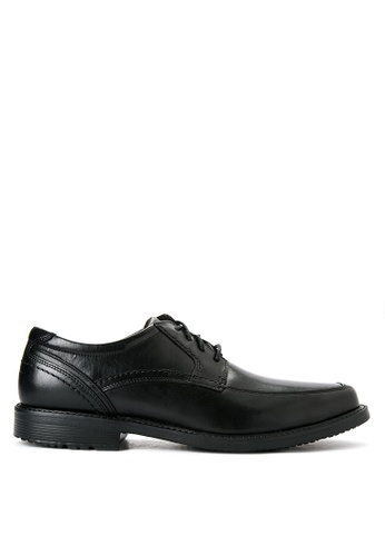 Rockport black Style Leader 2 Apron Toe Formal Shoes RO474SH0IMFRPH_1