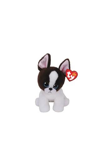 TY TY - Beanie Boos Portia Brown/White Terrier - R - Boneka guguk bermata belo 851BFTH042639DGS_1