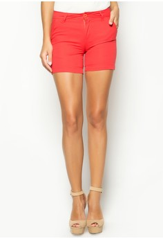 Twill Walking Shorts