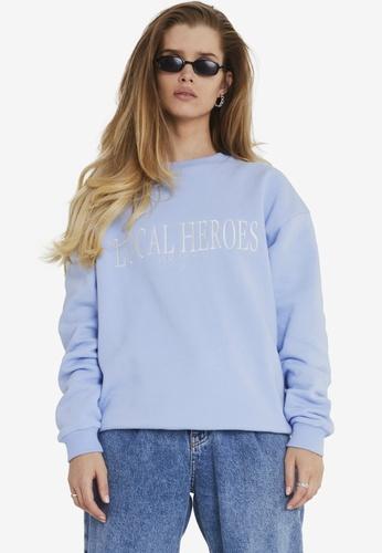 Local Heroes blue LH 2013 Light Blue Sweatshirt FDCD4AA04463CDGS_1