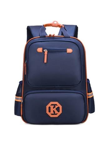 Twenty Eight Shoes navy VANSA Nylon Backpacks VAK-Bp1805 FFB83KC9C25263GS_1