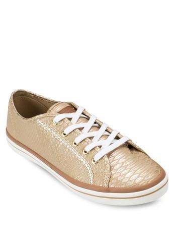 Poleski 亮面蛇紋運動鞋、 女鞋、 鞋CallItSpringPoleski亮面蛇紋運動鞋最新折價