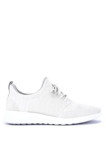 ALDO grey ALDO Mx.0 Sneakers 675C1SHBF2FD01GS_1