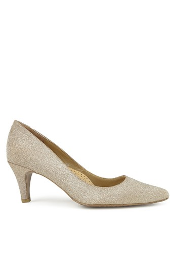 Andre Valentino gold Ladies Shoes 09745Za 7C854SH9AC0CDDGS_1