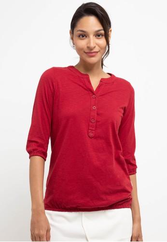 Expand red Syabella T-Shirt AA175AAB8E6FF0GS_1