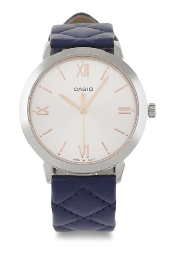 Casio blue and multi Women Analog Watches Ltp-E153L-2Adf 4F3A1AC547655AGS_1