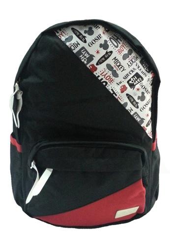 Disney Mickey Disney Mickey Mouse Oh Boy Teen Backpack 95E40KC35BCE19GS_1