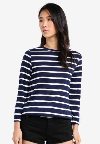 7a337b086400 Buy ZALORA BASICS Basic Long Sleeves Side Split Shirt Online on ZALORA  Singapore